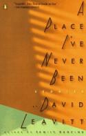 A Place I've Never Been - David Leavitt