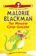 The Monster Crisp-Guzzler - Malorie Blackman, Sami Sweeten