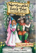 """Free Story """"The Girl Who Wanted to Be a Princess"""" from Newfangled Fairy Tales - Bruce Lansky"""