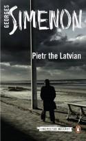 Pietr the Latvian - Georges Simenon