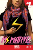 Ms. Marvel, #1 - G. Willow Wilson, Adrian Alphona