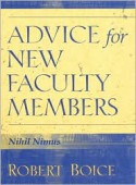 Advice for New Faculty Members - Robert Boice