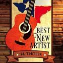 Best New Artist - B.A. Tortuga, Brian Hutchison