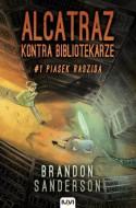 Alcatraz kontra Bibliotekarze. Tom 1. Piasek Raszida - Brandon Sanderson