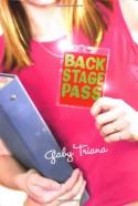 Backstage Pass - Gaby Triana