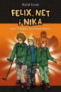 Felix, Net i Nika oraz Pułapka Nieśmiertelności - Rafał Kosik