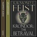 Krondor: The Betrayal - Raymond E. Feist, Peter Joyce