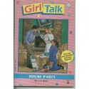 House Party (Girl Talk) - Anne Tyler; Reader Blair Brown