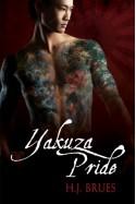 Yakuza Pride - H.J. Brues