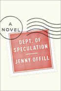 Dept. of Speculation - Jenny Offill
