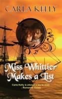 Miss Whittier Makes a List - Carla Kelly