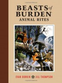 Beasts of Burden: Animal Rites - Evan Dorkin, Jill Thompson