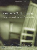 A Year with C. S. Lewis: Daily Readings from His Classic Works - C.S. Lewis, Patricia S. Klein