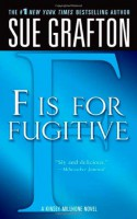 F is for Fugitive - Sue Grafton
