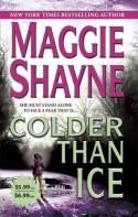 Colder Than Ice - Maggie Shayne