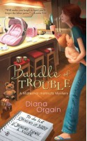 Bundle of Trouble (A Maternal Instincts Mystery, #1) - Diana Orgain