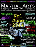 The Martial Arts Digital Magazine - Issue 1 - Martial Arts Digital Magazine