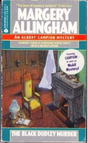 The Black Dudley Murder (Albert Campion Mystery #1) - Margery Allingham