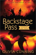 Backstage Pass - Olivia Cunning