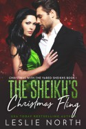 The Sheikh's Christmas Fling - Leslie North