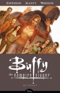 Buffy the Vampire Slayer: Retreat - Jane Espenson, Georges Jeanty, Andy Owens, Michelle Madsen, Richard Starkings, Jimmy Betancourt