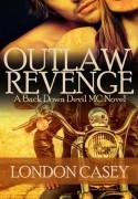 Outlaw Revenge - London Casey, Karolyn James