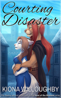Courting Disaster - Kiona Willoughby