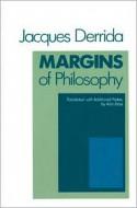 Margins of Philosophy - Alan Bass, Jacques Derrida