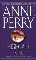 Highgate Rise - Anne Perry