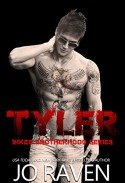 Tyler (Inked Brotherhood Book 2) - Jo Raven