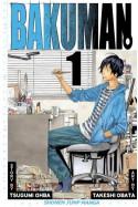 Bakuman Volume 01 - Tsugumi Ohba