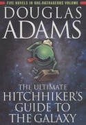 The Ultimate Hitchhiker's Guide to the Galaxy - Neil Gaiman, Douglas Adams