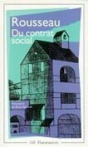 Du Contrat social (Poche) - Jean-Jacques Rousseau