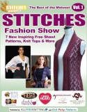 The Best of the Midwest STITCHES Fashion Show: 7 Inspiring Free Shawl Patterns, Knit Tops & More - AllFreeKnitting