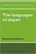 The Languages of Japan - Masayoshi Shibatani
