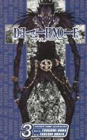 Death Note, Vol. 3: Hard Run - Tsugumi Ohba, Takeshi Obata
