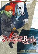 The Ancient Magus' Bride Vol. 4 - Kore Yamazaki, Jason DeAngelis