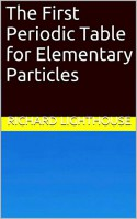The First Periodic Table for Elementary Particles - Richard Lighthouse