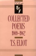 Collected Poems, 1909-1962 - T.S. Eliot