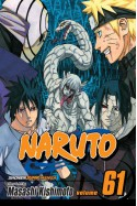 Naruto, Vol. 61: Uchiha Brothers United Front - Masashi Kishimoto