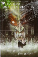 Batman: Arkham Asylum - A Serious House on Serious Earth - Grant Morrison, Dave McKean