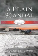 A Plain Scandal - Amanda Flower