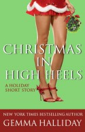 Christmas in High Heels - Gemma Halliday