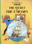 The Secret of the Unicorn - Hergé