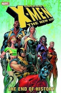 Uncanny X-Men: The New Age, Volume 1: The End of History - Chris Claremont, Alan Davis