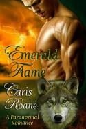 Emerald Flame (The Flame Series Book 6) - Caris Roane