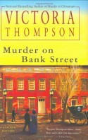 Murder on Bank Street - Victoria Thompson