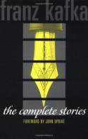 The Complete Stories - John Updike, Franz Kafka