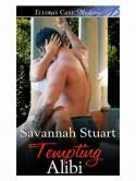 Tempting Alibi - Savannah Stuart