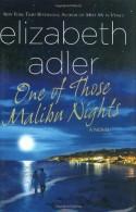 One of Those Malibu Nights - Elizabeth Adler